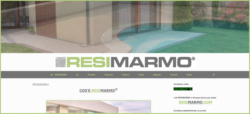Les abonnés - Site RESIMARMO Italia