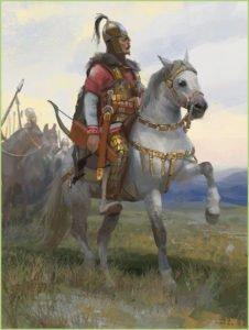 Attila le Hun - Conquérant sanguinaire.