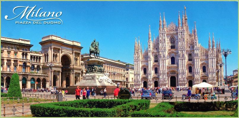 Milan toute la magie de l'Italie