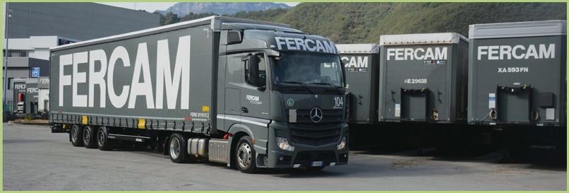 Le transport - Notre partenaire Transporteur - Fercam Austria