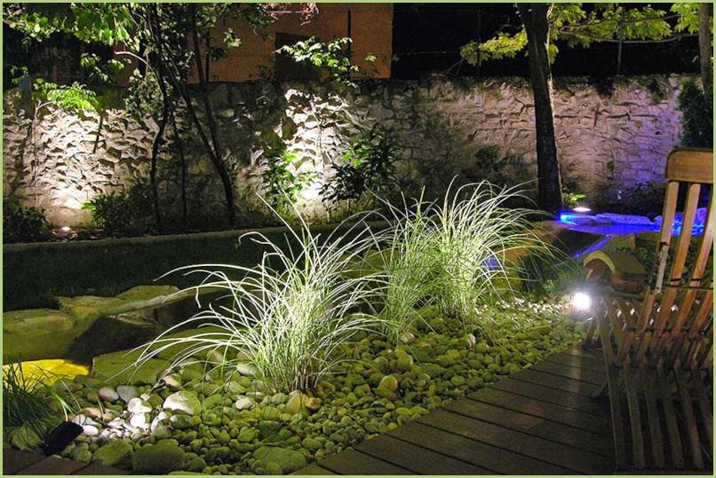 Eclairages à LED - Faites revivre vos plantes même la nuit