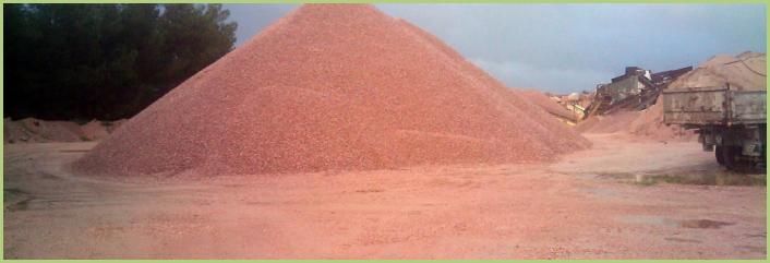 Le granulat de marbre italien rouge (les plus recherchés)