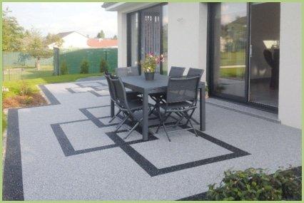 Les caractéristiques du granulat de marbre RESIMARMO - Personnalisation des surfaces