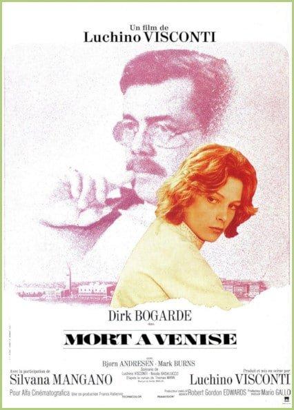 Affiche du film Mort à Venise