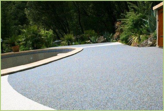 Le tapis de marbre, le revêtement d'aujourd'hui