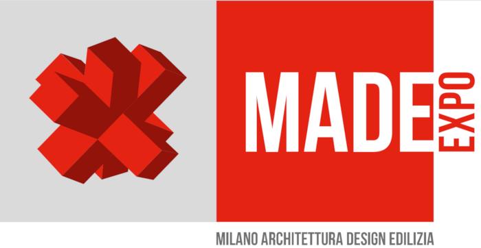Les granulats de marbre - Logo foire Made Expo Milan