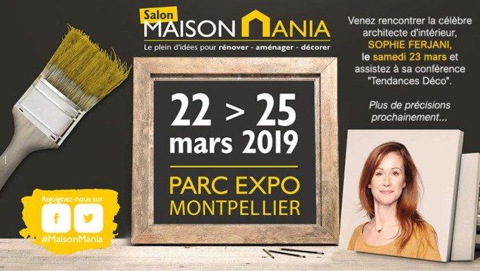 Les granulats de marbre - Foire de Montpellier - Maison-Mania-2019