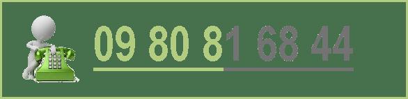 Numéro de téléphone RESIMARMO 09-80-81-68-44