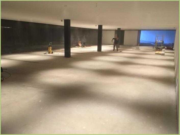 Parking souterrain - Avant