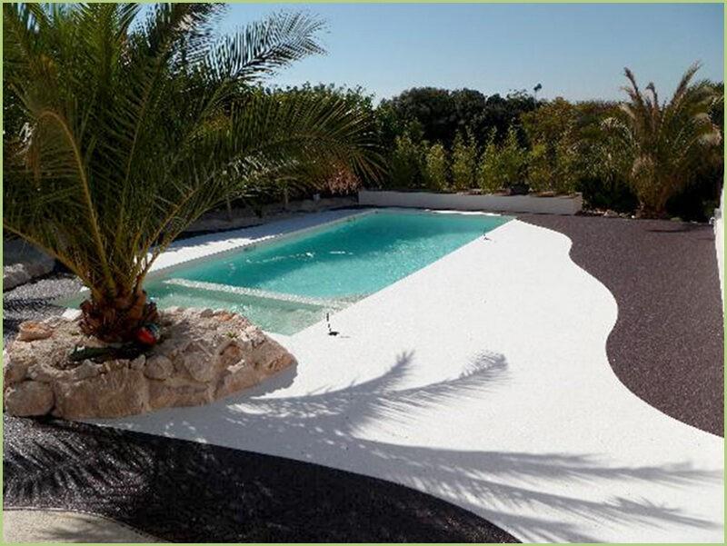 Granulat de marbre blanc de carrare