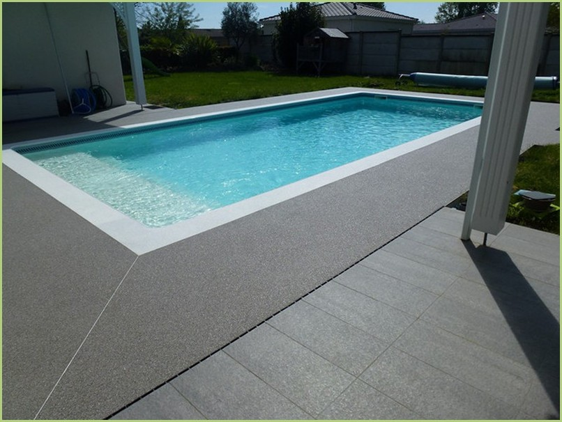 Contour piscine bardiglio light naturale