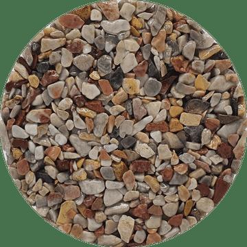Couleur du granulat de marbre ARABESCATO NATURALE