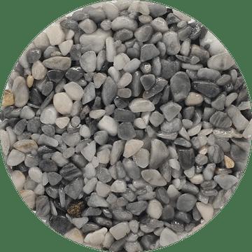 Couleur du granulat de marbre BARDIGLIO LIGHT NATURALE