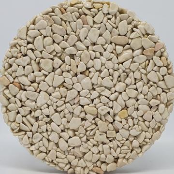 Couleur du granulat de marbre BIANCO VERONA