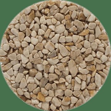Couleur du granulat de marbre BRESCIA AURORA