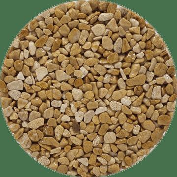 Couleur du granulat de marbre GIALLO MORI