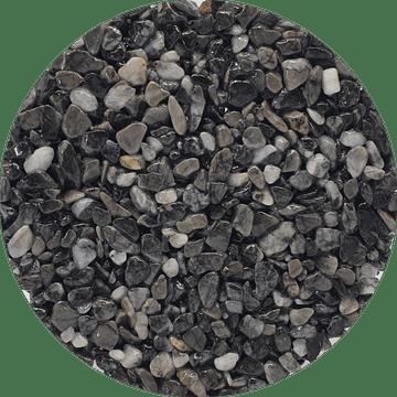 Couleur du granulat de marbre GRIGIO CARNICO
